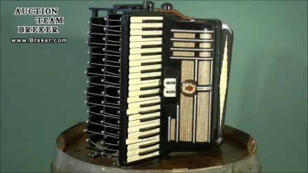 Lot 847 Automatic Playing Accordion - YouTube