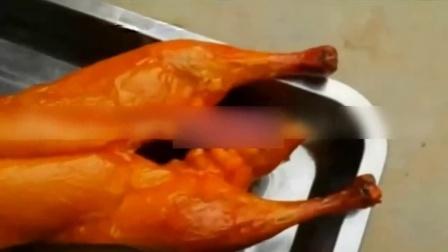 视频教程 果木烤鸭的做法 烧鸡秘制配方 烤鹅技术