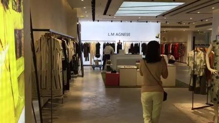 简爱格妮斯女装:简爱格妮斯女装实体店深圳太古店开业啦