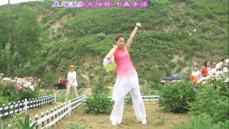 金芙蓉牡丹园古典舞——《风筝误》