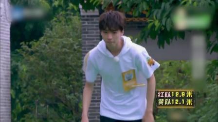 《高能少年团 第二季》180609 神秘嘉宾武功高强惊呆众人 王俊凯变身飞人跳跃三米