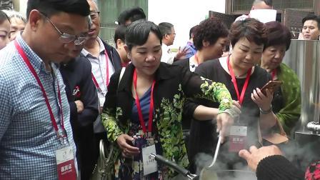 阜阳锦绣山河农业环境科技有限公司小型汽化炉入户投放仪式