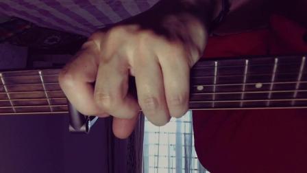 许巍《故乡》吉他前奏