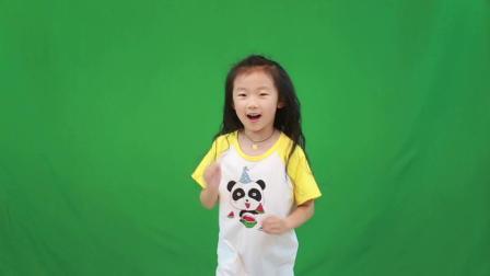 参加宝宝巴士活动在家录制视频时的花絮!
