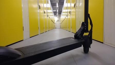 德国电动滑板车品牌EGRET开箱试骑,源自台湾Patgear贝其尔,现代电动滑板车鼻祖