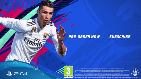 E3 2018《FIFA 19》宣传片