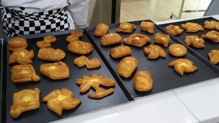 广州优美西点面包丹麦制作