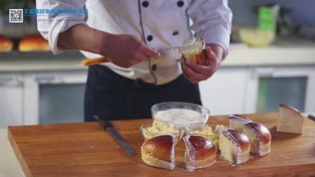 王森老师教你制作奶酪面包 赞赞赞   喜欢的朋友可以学哦