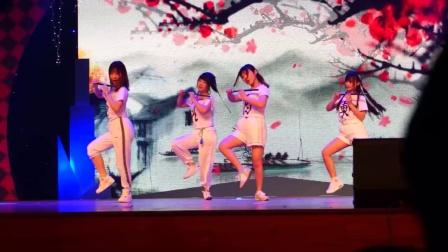 中式宅舞(2018年传媒大学春日舞台祭)
