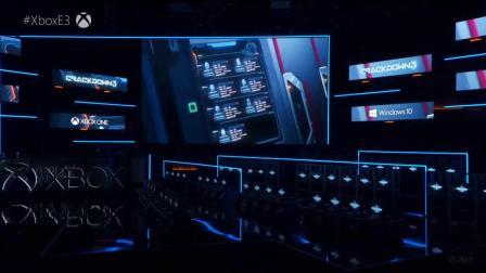 E3 2018《除暴战警3》宣传片