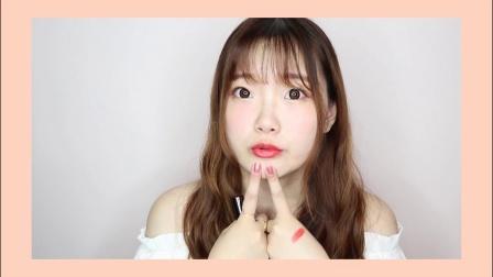 【tutu】夏日橘色妆容美妆爱用品大种草!蜜桃盘试色!