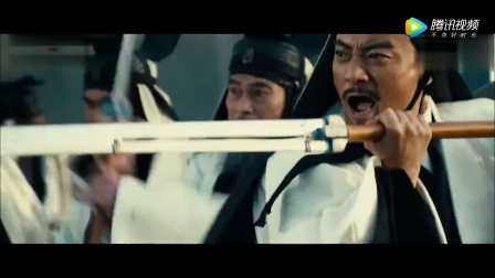经典古装动作片,再现楚汉争霸权谋争斗