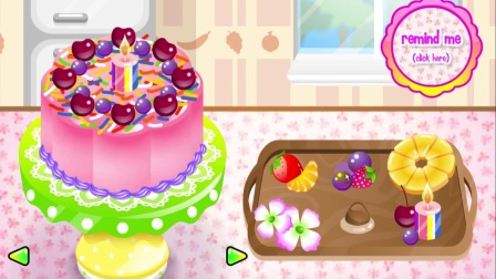 制作美味蛋糕小游戏!.mp4