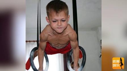 八卦:朱利亚诺斯特勒 改写全球最强壮男孩历史 载入吉尼斯世界纪录