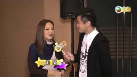 卫兰喜与妹妹参加颁奖礼 获劲爆女歌手金奖