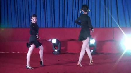 郎溪中学云舞飞扬第三季舞蹈大赛9拉丁舞