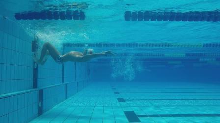 20180610-自由泳转身练习