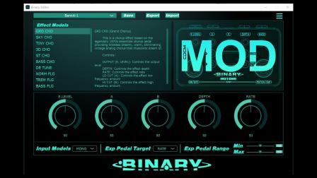 Binary Mod