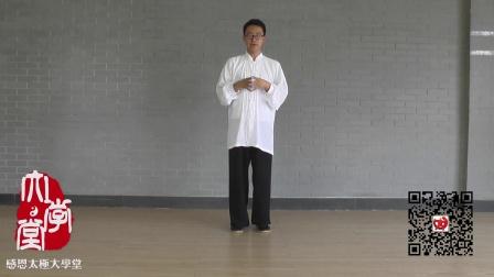 第27課---玉女穿梭(楊大衛講解傳統楊氏太極拳85式)