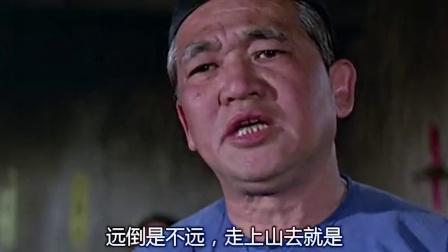 少林三十六房  01  小伙身受重伤,正愁无法前往少林寺,恰巧遇上一群小和尚
