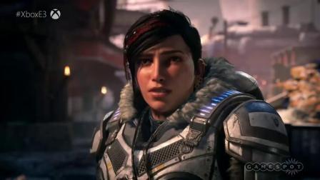 E3 2018《战争机器5》实机演示