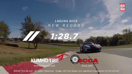 Dodge Viper ACR (2017) - Eine Runde mit der Schlange