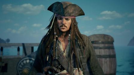 《王国之心3》X《加勒比海盗》预告