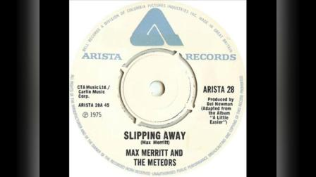 Max Merritt And The Meteors - Slipping Away (Long Version)