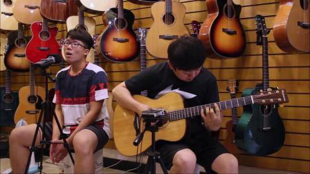 曲婉婷《我的歌声里》吉他弹唱 By【蓝色六弦】独家编曲