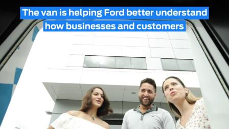 Miami_ Postmates Teams Up With Ford Self-Driving Research Service