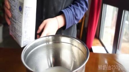 生日蛋糕制作_欧式蛋糕的做法