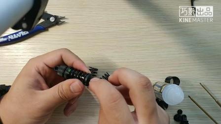 #12 小马家 USUKANI PDS车架安装视频教程