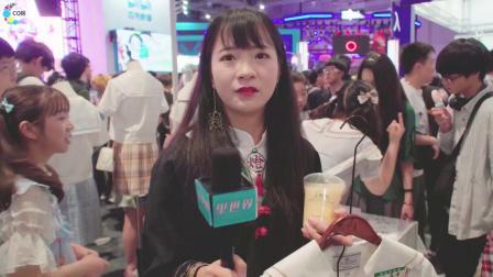 中国最大同人展CP22Co视软盒漫展播报