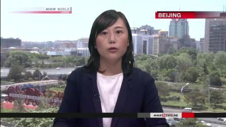日本NHK报道极飞植保无人机作业