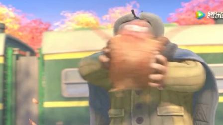 熊出没变形记: 史上最神秘强爸现身, 没想到有这么好的厨艺
