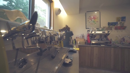 动旅游Vlog 第一季 杭州咖小啡 咖啡师的培训基地 杭州咖小啡 咖啡师的培训基地