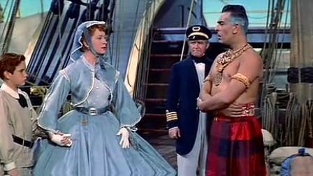 《国王与我 》国王手下询问安娜 有条不紊信心满满