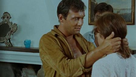 《怒海沉尸》女友玛吉怒发飙 菲利普连忙亲吻