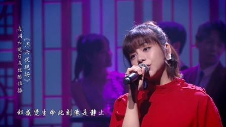 【看点】《周六夜现场》金玟岐小姐姐演绎金曲《才华有限公司》 据说有才华的人都会唱
