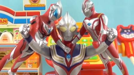 《橙子乐园在日本玩具》捷德奥特曼的小吊坠你想要同款吗