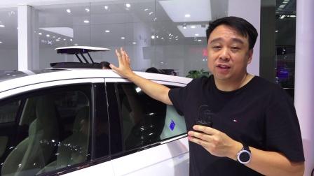 2018广州车展:小鹏G3蕴藏了哪些亮眼的配置和黑科技