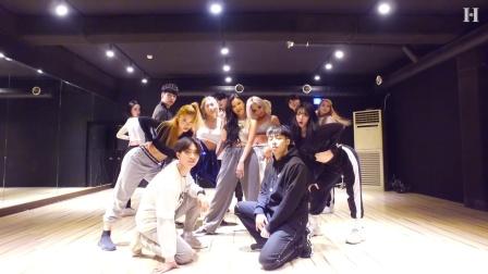 [杨晃]韩国实力女声华莎最新舞蹈版单曲멍청이(TWIT)