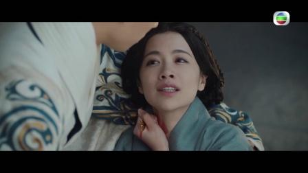 TVB【皓鑭傳】第12集預告 吳謹言唔通係刺客仲想殺趙王?!