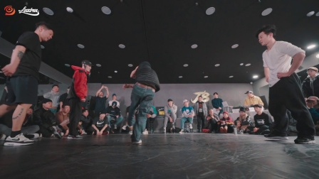MORE THAN DOPE vs GON & COMET|决赛 @ LEADMOS BBOY SESSION vol.11