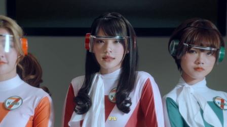 [杨晃]泰国女团BNK48最新单曲Kami7 Go Green