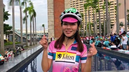 骑葩说丨在凌晨5点的香港街头加速狂飙的香港单车节
