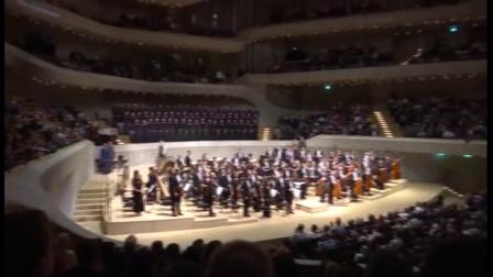南京故事 国际表达!《拉贝日记》音乐会版唱响德国汉堡