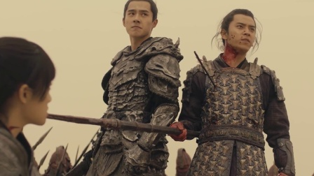 《九州缥缈录》刘昊然开始手握青阳瑰宝,姬野大爆发迎战嬴无翳