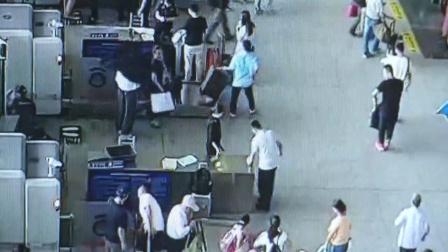 压力容器被查,旅客直接踩爆!乘坐高铁,哪些物品不能带你知道吗?(视频)