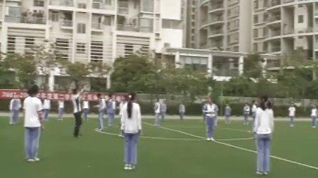 小学四年级体育优质课视频《快乐长绳》高力小学体育优质课视频